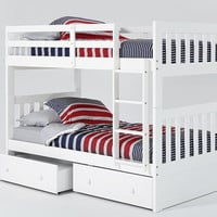 Hillary Twin over Twin Bunk Bed