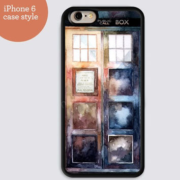 iphone 6 cover,Doctor Who watercolor tardis iphone 6 plus,Feather IPhone 4,4s case,color IPhone 5s,vivid IPhone 5c,IPhone 5 case Waterproof 231