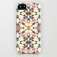 Deco Tribal iPhone & iPod Case by Beth Thompson