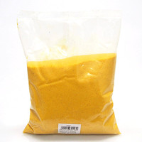 Yellow Colored Art Sand Vase Fillers and Crafts, 2-pound