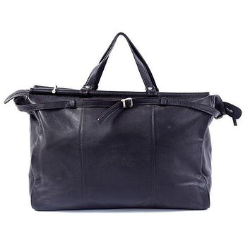 Women's Leather LEATHER DUFFEL FOR LADIES