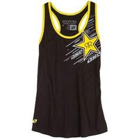 One Industries Rockstar Women's Asteroid Tank Top - Casual - Motorcycle Superstore