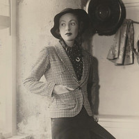 Haute Couture 1930s Henri Manuel French photographer 2 of 2