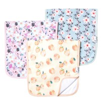 Morgan Basic Burp Cloth Set
