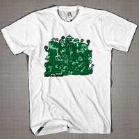 Ranger Of The Dork Forest  Mens and Women T-Shirt Available Color Black And White