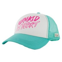 Billabong And We Both Know Trucker, Mo Mint, One Size