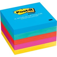 Post-it® Notes, Jaipur Collection, 3