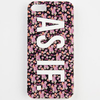 As If Iphone 5/5S Case Black Combo One Size For Women 24135214901