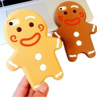 Gingerbread Man Case - iPhone 6