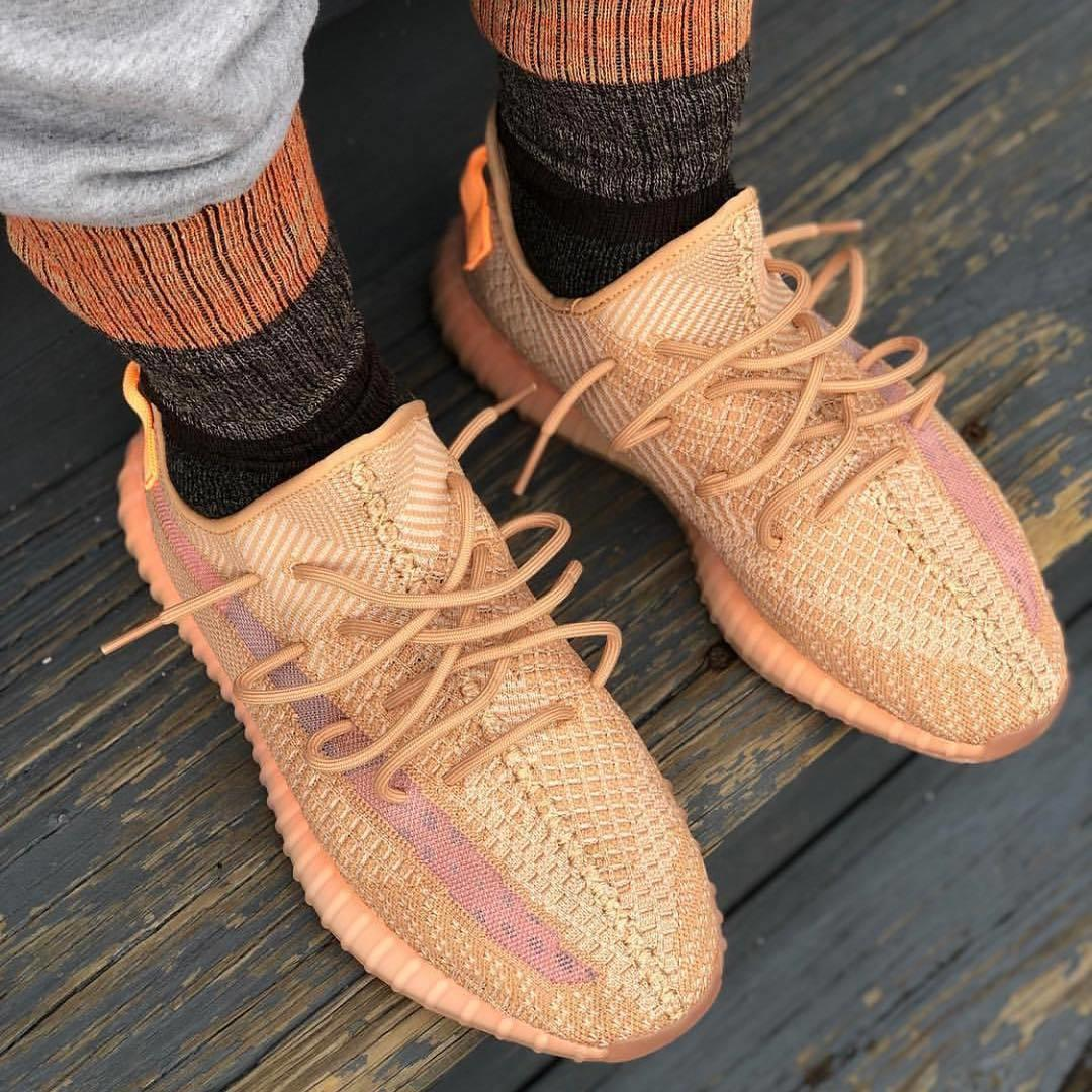 Image of Adidas Yeezy Boost 350 V2 Fashion running shoes