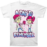 A Day To Remember - T-shirts - Band Large