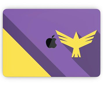 Comic Series / Dark Super Hero Wars 10 - Apple MacBook Pro, Pro with Touch Bar or Air Skin Decal Kit (All Versions Available)