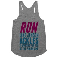 Run Like Jensen Ackles is Waiting | Activate Apparel