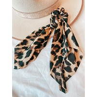 Wild Thoughts Hair Scrunchie Scarf