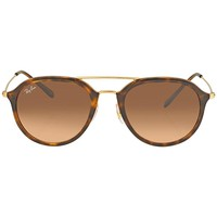 Ray Ban Pink/Brown Gradient Sunglasses RB4253 710/A5 53