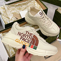Gucci classic thick soled sneakers