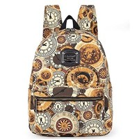 Vere Gloria Women School Backpack Bags, Casual Travel College Style Back Packs for Teenage Girls, Rucksacks for Middle High School College Students