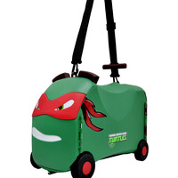 Raphael TMNT Vrum Ride-On Toy Box