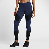 "The Nike Power Legendary Women's 28"" Mid Rise Training Tights."