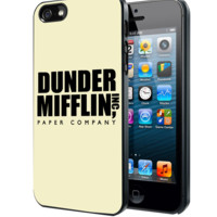 Dunder Mifflin The Office Samsung Galaxy S3 S4 S5 Note 3 , iPhone 4 5 5c 6 Plus , iPod 4 5 case