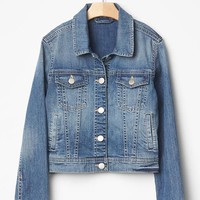 1969 embroidered denim jacket | Gap