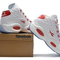 RBK Question 1 Mid OG White/Red