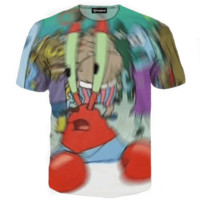 Confused Mr Krabs Tee