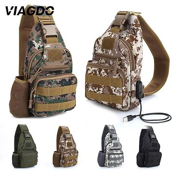 Professional Tactical Backpack Military Climbing Bags Outdoor Shoulder Backpack Rucksacks Bag for Sport Camping Hiking Traveling