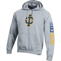 Ithaca College Big Cotton Hooded Sweatshirt | Ithaca College