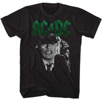 ACDC-ANGUS GROWL-BLACK ADULT S/S TSHIRT