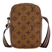 LV fashion hot seller printed casual lady shoulder shopping bag #4