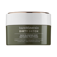 Sephora: bareMinerals : DIRTY DETOX™ Skin Glowing and Refining Mud Mask : facial-treatment-masks