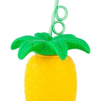 Sunnylife Pineapple Cup & Straw | Nordstrom