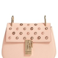 Chloé 'Small Drew' Goatskin Leather Shoulder Bag | Nordstrom
