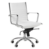 Z Gallerie - Malcolm Office Chair - White