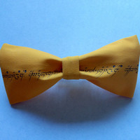 LOTR ((Lord of the Rings)) BOWTIE
