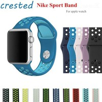 LMFNO1 watch strap for apple watch band 42 mm/38 Silicone wrist band
