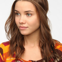 Urban Outfitters - Delicate Chain Headwrap