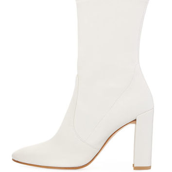 Stuart Weitzman Clinger Stretch Ankle Boot