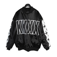 Polished KKXX Printed Jacket