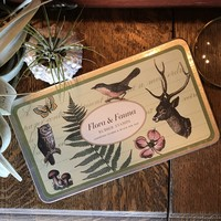 Flora & Fauna Stamp Set