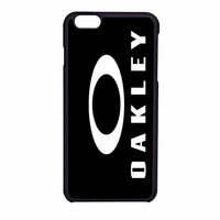 Oakley Symbol Black And White iPhone 6 Case