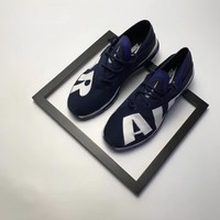 """""""Nike Air Max"""" Unisex Sport Casual Letter Embroidery Air Cushion Running Shoes Couple Fashion Sneakers"""