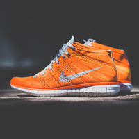Nike Free Flyknit Chukka - 'Total Orange'