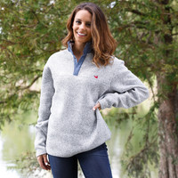 The FieldTec Woodford Snap Pullover
