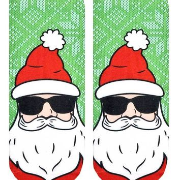 Cool Santa Ankle Socks