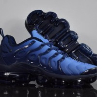 2018 nike air max plus tn vm blue black vapormax vapor max men fashion running sneakers sport shoes