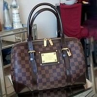 Louis Vuitton Classic Ladies Tote Bag Pillow Bag Duffel Bag