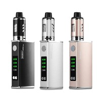 80W Tank Vape Electronic Vape E Mod Cigarettes Mini Starter w/ Battery LED Kits