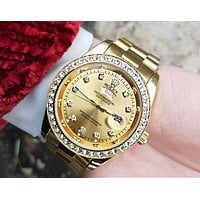 Rolex stylish ladies' casual watches are hot sellers business sports watches